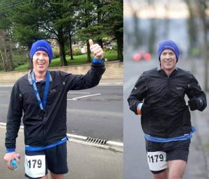 Dale After Marathon Number 1 for 2016!