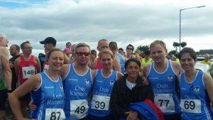 The Dubs who ran the Groomsport Half Marathon